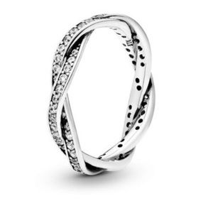 Twist of Faith Pandora Ring